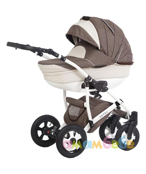 Бебешка количка dizain baby- дизайн бейби estel